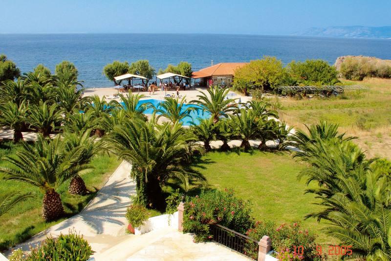 Hotel Aphrodite - Molyvos - Lesbos
